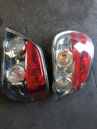 Jdm tail lights sti v9 imported directly from Japan they have miner scratches  Vernon, 90058