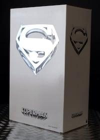 Christopher Reeve Superman Mattel Adult Doll Bowie, 20720