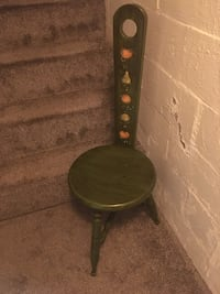 Antique stool chair Westford, 01886