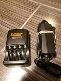 Duracell 15 min battery charger