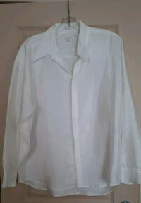 Mens White Dress Shirt Toronto, M6H 3Y3