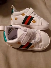 New Gucci Baby Shoe Size 2 6/9 Months Warren, 48093