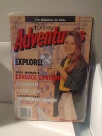Disney Adventures (March 1992) Edmonton