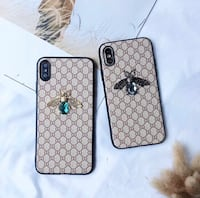 New Arrivals!! GUCCI LEATHER CASES