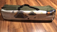 Camping tent, Wenzel 3 person tent, never been used. New Bluemont, 20135