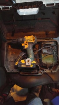 DeWalt cordless hand drill with charger Edmonton