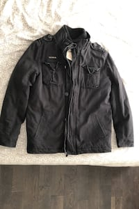Triple Five Soul (mid weight jacket) (size LARGE) negotiable