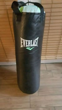 Boxing punching bag