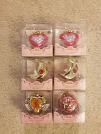 Sailor Moon tablet and bookmarks Guelph, N1G 4Y2