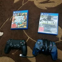 Sony PS4 Konsole Controller und Call of Duty Gta 5 Berlin, 13409