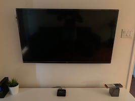 "55"" Samsung led smart tv"