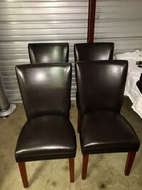 Set of 4 dining room chairs Pharr, 78577