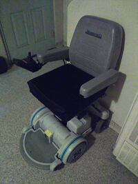 black and gray mobility wheelchair 2273 mi