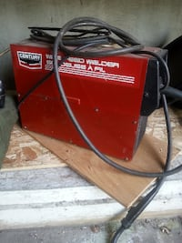 Century wire fed welder CALGARY