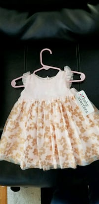 6 month baby girl dress  Bremerton, 98337