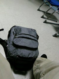 black and gray backpack and bag Oakland, 94610