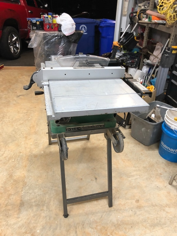 Table Saw Hitachi C10FR