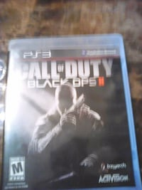 Call of Duty Black Ops 2 PS3 game case Toronto, M3J 1L8
