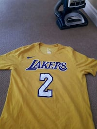 Lakers Lonzo Ball T-Shirt Richmond, V7C 4B2