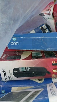 Lot of cassette recorders w/mic and house phones Laredo
