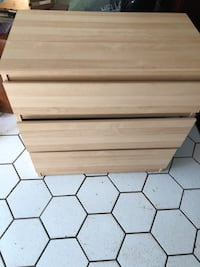 Three drawer small chest Davie, 33314