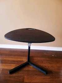 round black adjustable laptop table Toronto, M1M 1R9