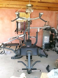 black and gray home gym Laredo, 78046