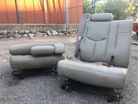 Chevy Tahoe 3rd row seat will fit any year Tahoe  Claremont, 91711