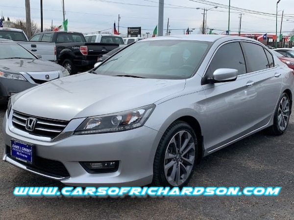 2014 Honda Accord Sport For Sale >> 2014 Honda Accord Sport Sedan Cvt