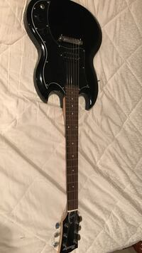 Black Maestro Electric Guitar Hudson, 44236