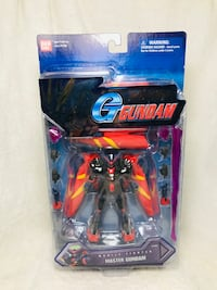 G Gundam mobile fighter Master Gundam # 11347 (SP-1). Daly City, 94014