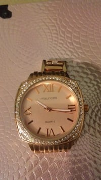 maurices quartz watch