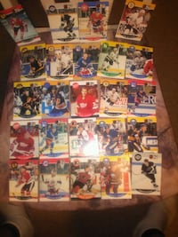 Selling rookie hockey cards  Québec, H9C 1X5