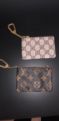 lv and gucci card holder  Vaughan, L6A 2Y1
