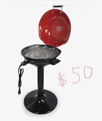 """15"""" free standing Electric grill Herndon, 20171"""