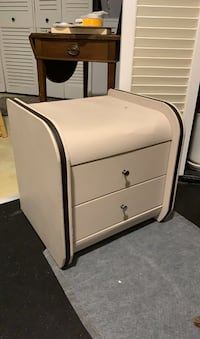 Nightstand drawer table (2)