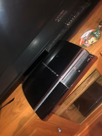Black and gray sony PlayStation 3 Bowie