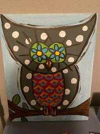 Owl Painting Brandon, 39042