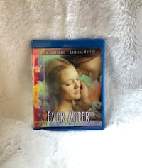 """""""Ever After"""" BlueRay DVD, 1998, Widescreen, A Cinderella Story"""