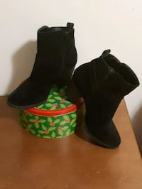 Black Ankle boots Cambridge, N1R 2Z9