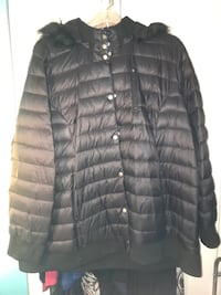 Winter Down Filled Jacket