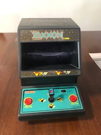Vintage, working, Coleco Zaxxon by Sega electronic tabletop game Grimsby, L3M 1W7