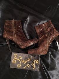 Boots size 9 Frederick, 21703