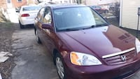 Honda - Civic - 2002 Clinton