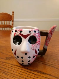 JASON VOORHEES MUG/ CUP LIMITED EDITION Allentown, 18104
