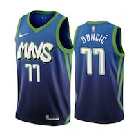 Luca Doncic Dallas Mavericks City Jersey  Vaughan, L4L 0G4