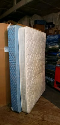 Full size mattress and foundation  Belle Vernon, 15012