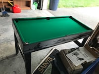 green and black pool table Dedham, 02026