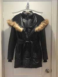 RUDSAK - Sophie Winter Jacket With Leather Belt  null