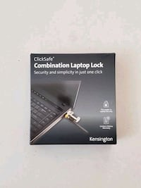 Brand New Kensington ClickSafe Combination Laptop Lock Toronto, M4T 1G6